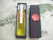 気仙沼産「黄金椿油」200ml 1本(箱入り/食用)
