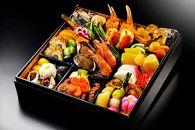 【数量限定】奥城崎シーサイドホテル和風おせち 季魚菜 1段重
