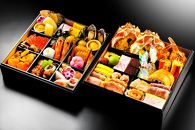 【数量限定】奥城崎シーサイドホテル和・洋おせち 季魚菜 2段重