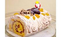 ★期間限定★クリスマスケーキ 栗のノエル