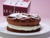 【クラシックショコラ】チョコレートケーキ(4号サイズ)