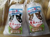 お菓子な牛乳かい!? 2種・プレミアムスコーンセット(網走市内加工・製造)