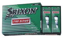 AR37-NTゴルフボール×2ダース(スリクソン TRI-STAR カラー:ホワイト)