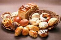『こだわりの北海道産小麦のパンセット』石窯で焼き上げたお任せパンセット
