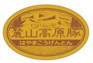 【6~8人前】ブランド豚【麓山高原豚】焼肉セット