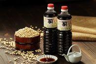 能登の甘口醤油カネヨ醤油(1L×12本入り)