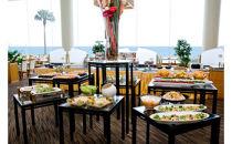 観音崎京急ホテル レストラン「浜木綿」ペアランチバイキング食事券