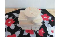 いずもく(和泉市内産木材)ヒノキ風呂敷包みの積木セット