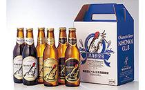 【ご自宅用】奥能登ビール日本海倶楽部330ml瓶6本セット