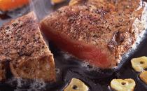【毎月10セット限定!】箱根西麓牛ロースステーキ約200gX3枚