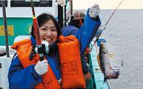 南房総・館山の恵みたっぷり実感!釣り船貸切体験ペアチケット