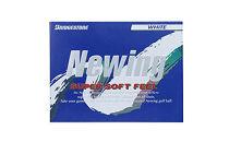 AF30-NT ゴルフボール3ダース(NEWINGsupersoftfeelカラー:ホワイト)
