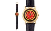 マンダラ腕時計