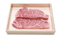 【ポイント交換専用】長崎和牛サーロインステーキ400g