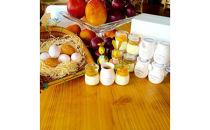カタラーナ(6個)冷凍チーズプリン(パッションフルーツ,マンゴー各3個)セット