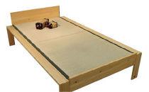 国産ヒノキ無垢材の畳ベッドKOTOシングルサイズ