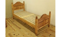 シングル サニーサイドベッド 引き出し無し