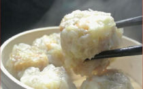 白河焼売「白河高原清流豚」をメイン食材とした1個40gとボリューム感のある一品!