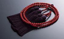【1級品】赤珊瑚本連数珠