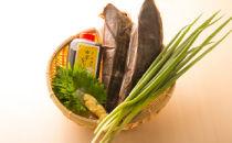 2019年度受付 老舗寿し柳「土佐の食彩」(2節セット)