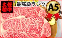 土佐和牛A5特選サーロインステーキ200g×2枚セット 牛肉