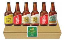 【秋田の地ビール】秋田あくらビール国際審査会受賞ビール&ギフト6本(4種類)セット