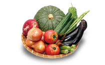季節の取れたて野菜詰め合わせ