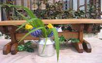 お花や小物を飾れる 飾り台