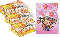 ◆みとちゃん応援ビール【クリアアサヒ】350ml缶24本入り(3ケース)+みとちゃんスペシャルホログラムファイル