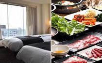 ◆アパホテル水戸駅前宿泊パック(2食付)