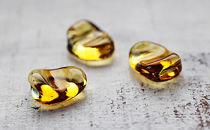 醤油豆の箸置き(ゴールド)