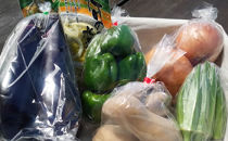 ★受付終了★季節の野菜詰め合わせ