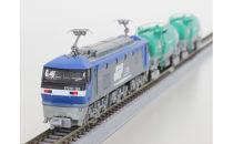 EF210桃太郎&タンク車貨物列車走行セット
