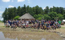 尊徳さんの田んぼで米づくり体験(ペアで体験プログラム)お二人様用のプログ