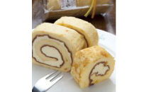 紀州ロールケーキ オレンジ風味のロールケーキ ケーキ博覧会出品商品