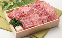 近江牛毛利志満特選鉄板焼・焼肉用450g