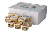 【ポイント交換専用】ジェラートヒルトンのジャージー牛乳100%手作りアイスクリー夢Aセット