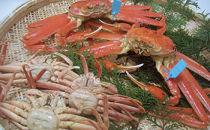 石川県産加能かに(ずわい蟹)・香箱かに詰合せ(計5匹)