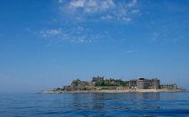 世界文化遺産,軍艦島を間近で!出島ワーフ発着・軍艦島周遊プライベートクルージング