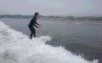 【ファンタジーアイランド】誰でも楽しめる「サーフィン体験教室」