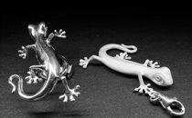 ハンドメイドジュエリー「geckopins」