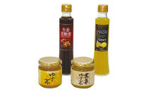 生姜飲料とゆず茶セット(YB-029)