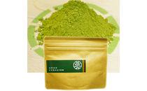 焼酎のお茶割り用の粉末緑茶50杯分