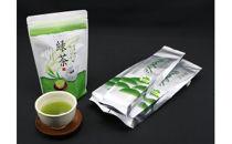 愛鷹茶ブレンドくき煎茶松600g・緑茶ティーバッグ100g