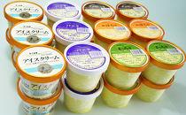 生乳仕立てアイスクリーム24個セット