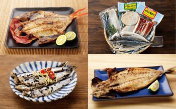 銚子港地魚セット「まいわい」