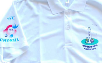 半袖ドライポロシャツ(左胸ポケット付)