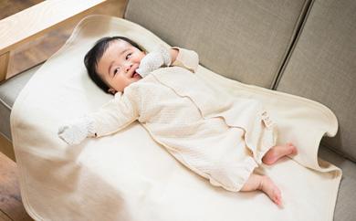 オーガニックコットンで新生児をお祝い出産祝いスペシャルギフトセット