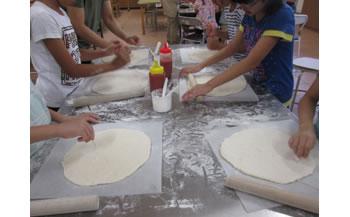 「ソレイユの丘」体験教室ピザ作りペアご参加券