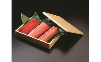 鈴木水産ブランド天然本鮪大トロ・中トロ・赤身セット